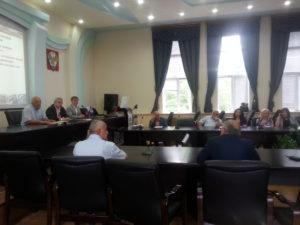 10 июня в конференц-зале ректората Дагестанского государственного университета состоялось торжественное вручение удостоверений о повышении квалификации деканов и зам.деканов по направлению «Менеджмент высшей школы».